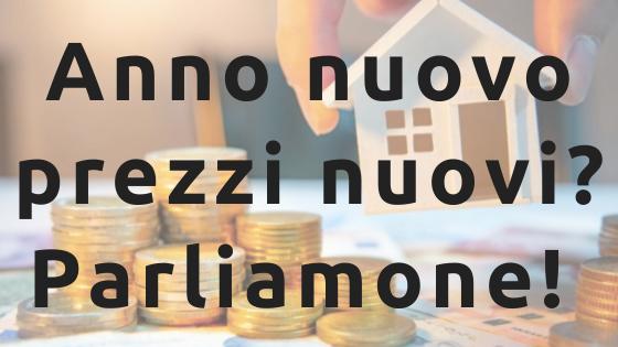 Anno nuovo prezzi nuovi delle case a Perugia?